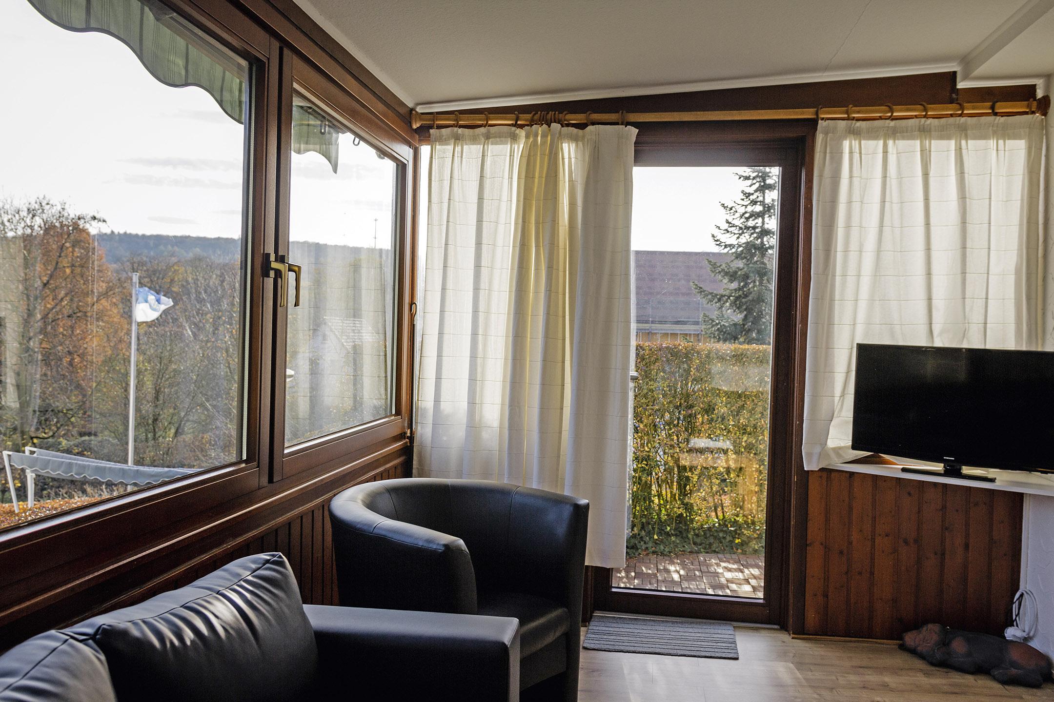 Erdgeschoss-Wintergarten